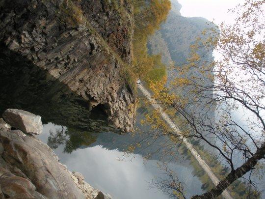 Ballade au lac d'Antrona