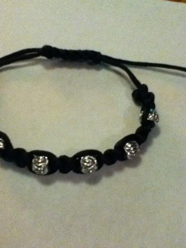 Mon 1er bracelet shambala...