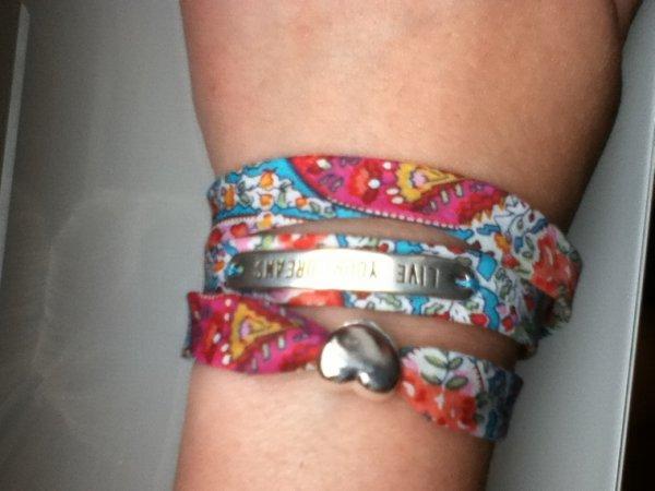 Mon premier bracelet Liberty (triple)