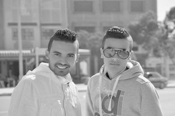 Anas Aissaoui & Ali Sop