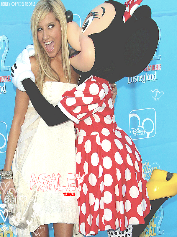 . ₪ Ashley-Officiel-Tisdale Ta Source Musicale  ♪.