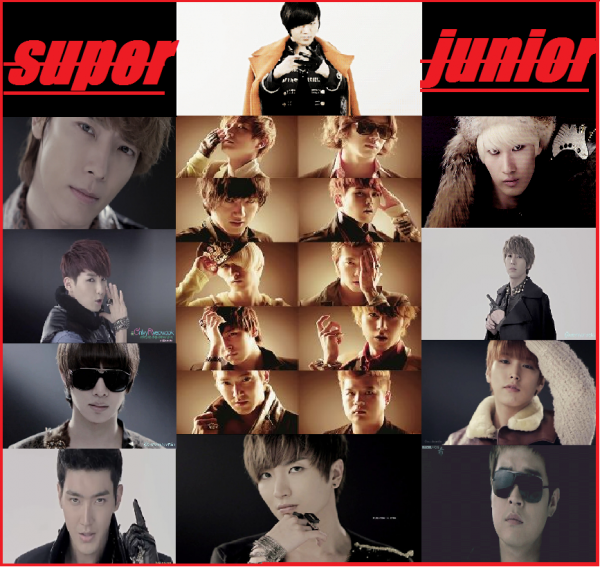 Les super junior
