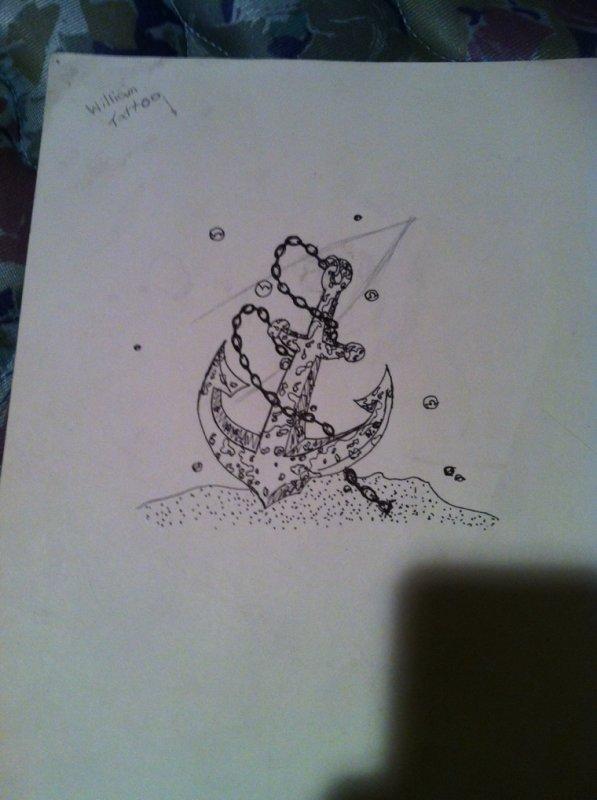 Mes dessin pour devenir tatouseuse
