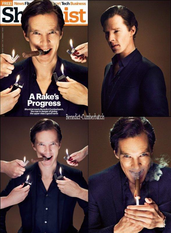 Benedict a donné un super interview au magazine Shortlist. Voici les photos prises pour cet interview. Retrouvez l'interview original ici et l'interview en français ici.