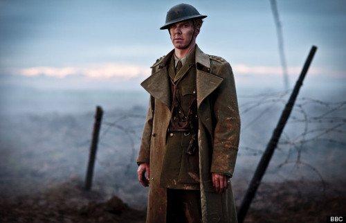Deux nouvelles photos de Benedict, provenant de l'épisode 5 de Parade's End. Elles sont tirées de cet article.