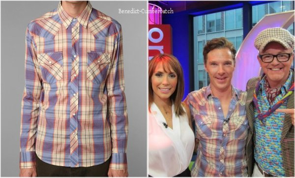 "Article Spécial : Benedict / Sherlock StyleEnvie d'adopter le ""look Cumberbatch"" ?  ;)"