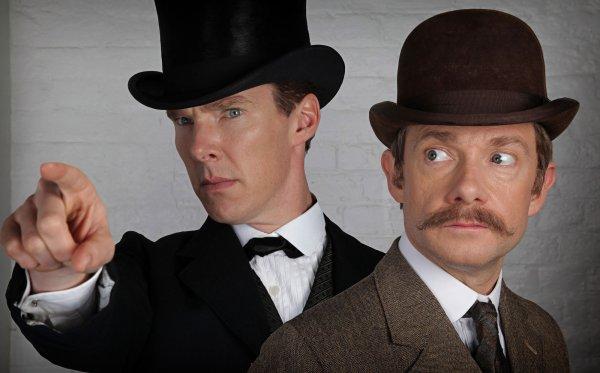 Sherlock Spécial : nouvelles informations
