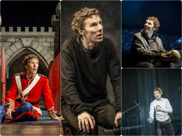 Opening Night de Hamlet