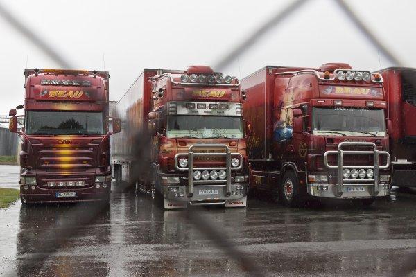Petite sortie à Sauzé-Vaussais (79) ... sous la pluie ... (le lot de consolation)