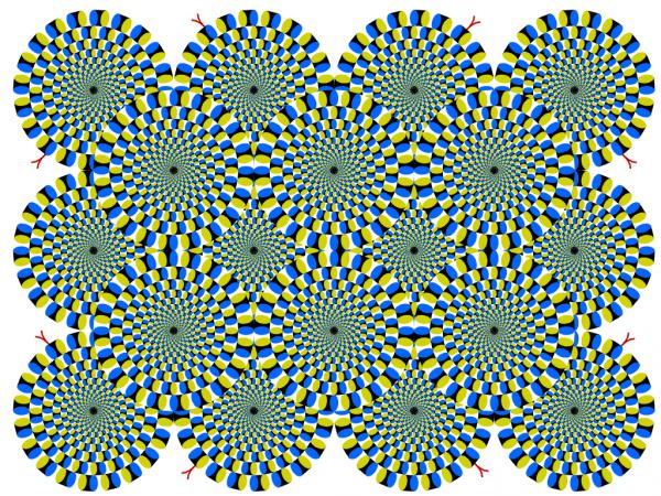 Illusions d'optiques.