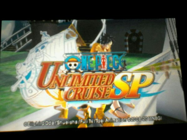 One Piece Unlimited Cruise SP fini ~