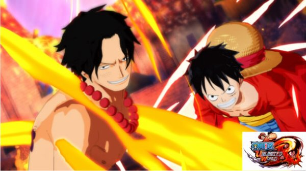 One Piece Unlimited World R fini ~
