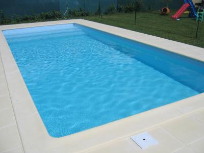 piscine termin e mise en eau le 03 juillet 2006 piscine. Black Bedroom Furniture Sets. Home Design Ideas