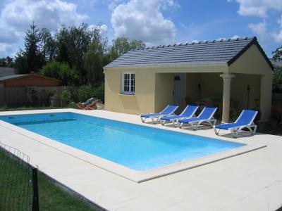piscine termin e mise en eau le 03 juillet 2006 piscine fait maison. Black Bedroom Furniture Sets. Home Design Ideas