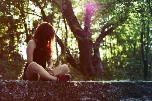 • J'ai compris que je t'aimais lorsque mes larmes ont coulées.