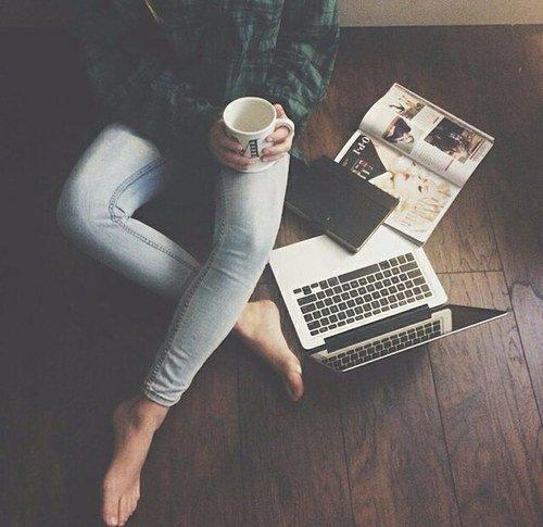 • Aujourd'hui je ne fais rien car hier je n'ai rien fait mais je n'ai pas fini.