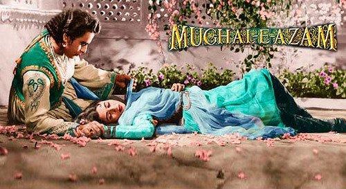 Mughal-E-Azam Texte  Deco  Inspiration   ♪♫   Favori ♥