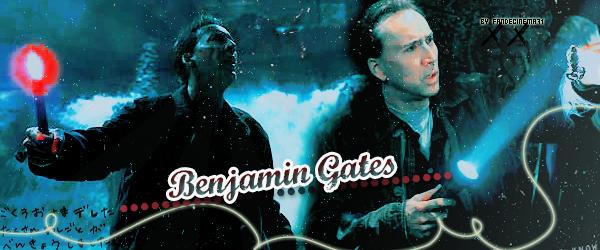 Benjamin Gates 1,2,3