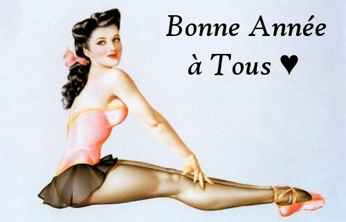 BONNE ANNEE A TOUS