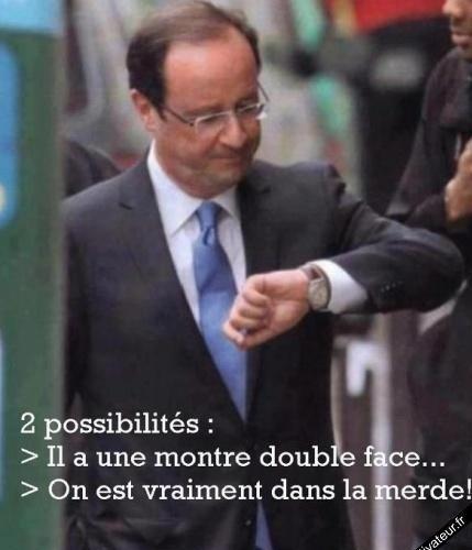 Hollande ...