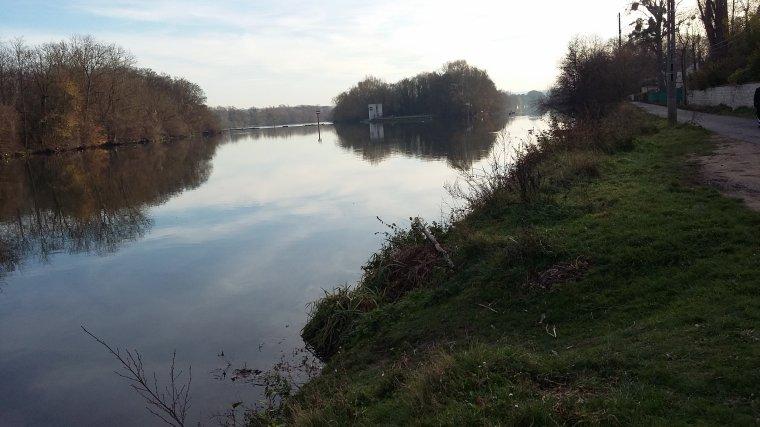 Sortie à Carrière-sous-Poissy (78) 7 décembre 2016