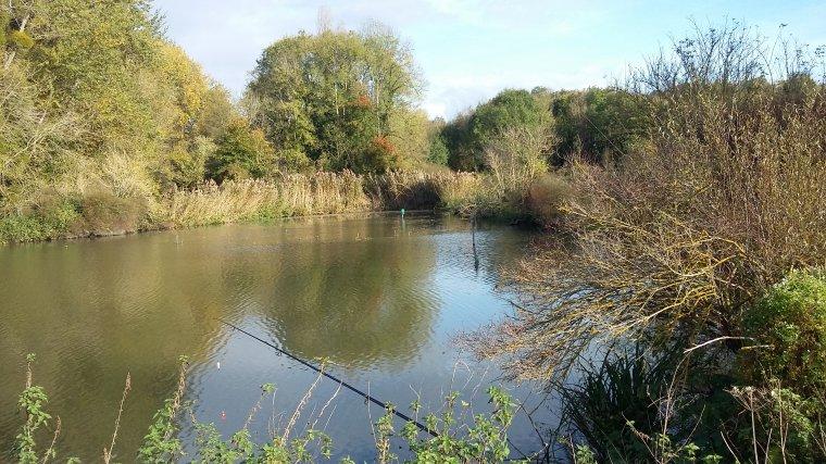 Retour étang de Servon 30 10 2017