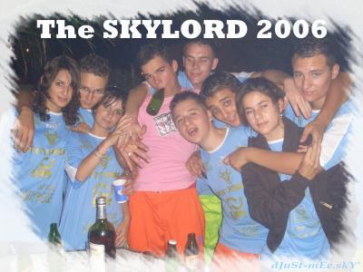 The Skylord... dans tous leurs états !! PAS DE SEQUELLES !