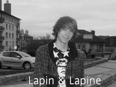 Mon Lapin <3.