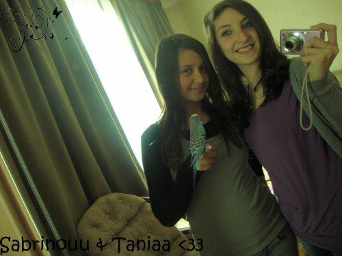 ♥ Sabrinou & moi... ♥