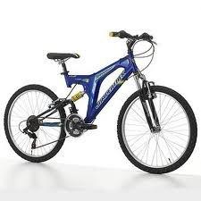 J'ai un nouveau vélo !!!!