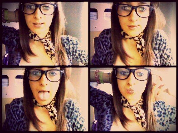 Brune, et fière!♥