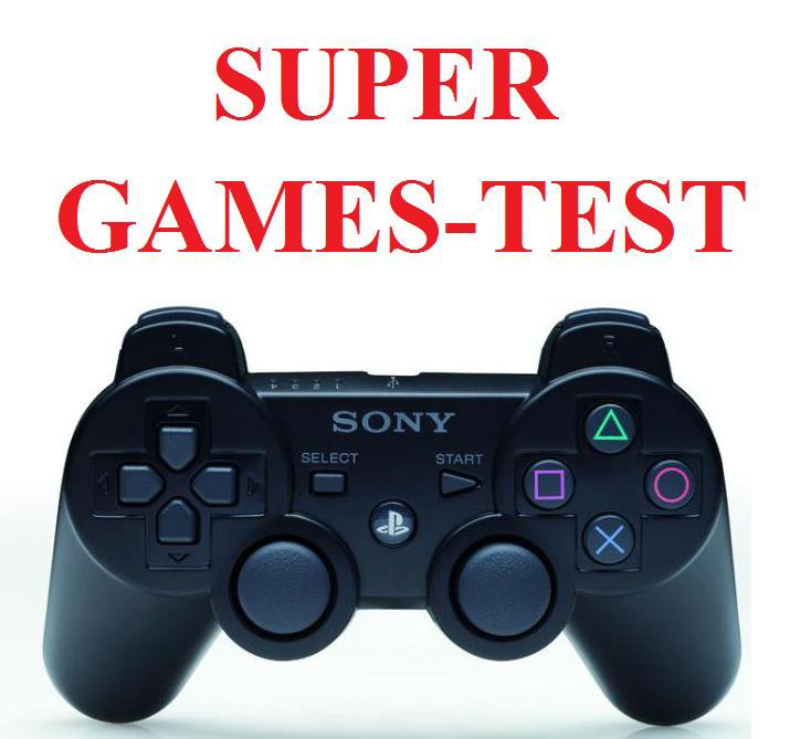 Super-Games-Test