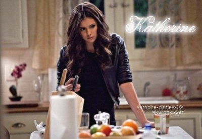 Katherine Pierce .