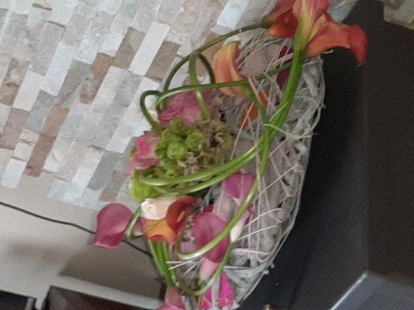 Fleurs et couleurs