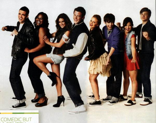 Glee ♥ - Don't Stop Believin' (2009)