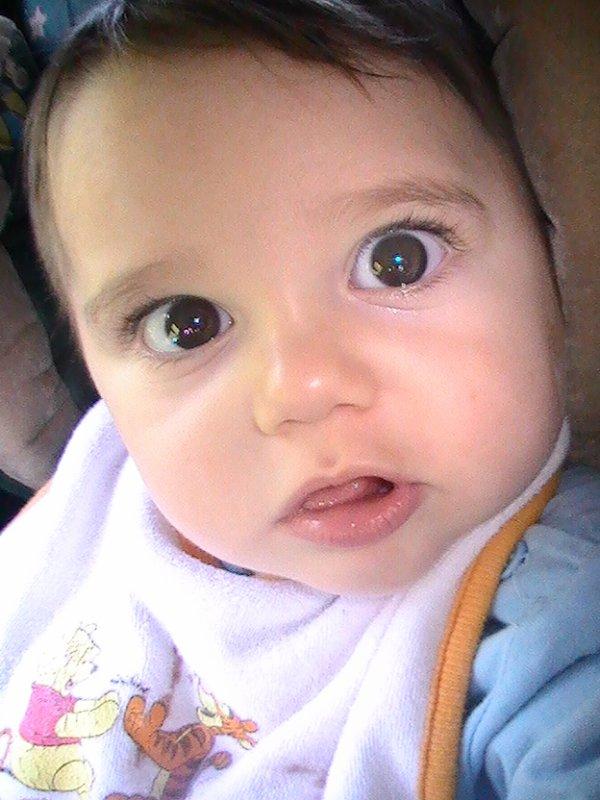 Kylian(6 mois)