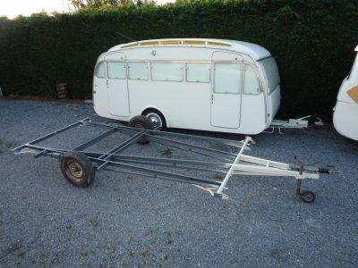chassis henon koolkruiser caravane henon chevrolet 1958. Black Bedroom Furniture Sets. Home Design Ideas
