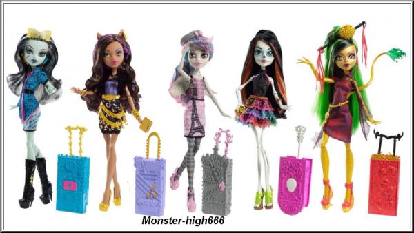 Blog de monster high666 monster high - Personnage monster high ...