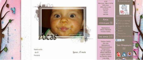 Pour Notre Lucas d'Amour !! ♥