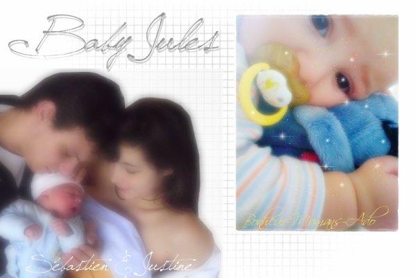 (- 58ième Famille -) Baby-Jules