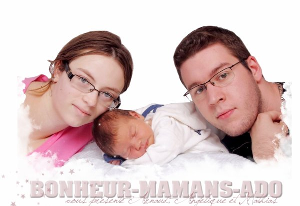 (- 62ème Family -) Arnaud-Angel-Mathias