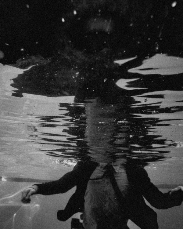 Should I sink or swim? Or simply disappear?