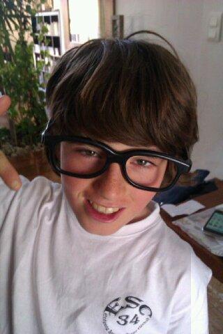 Nathan: mon kinder <3