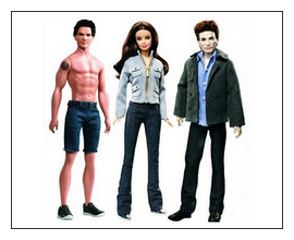 Les extras de Twilight