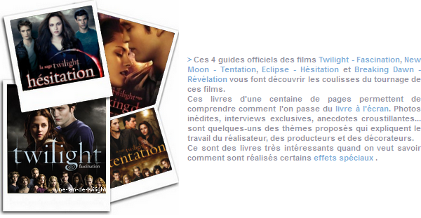 Saga Twilight : les prolongations