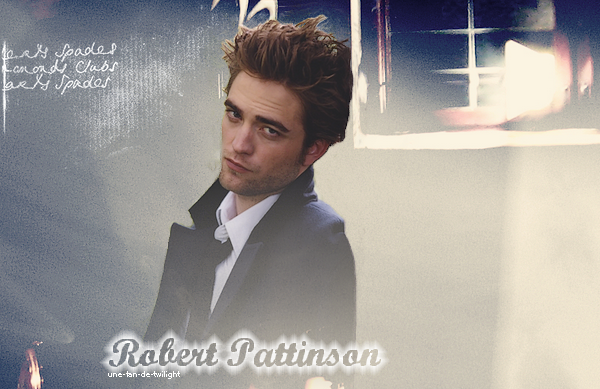 Robert Pattinson - Source