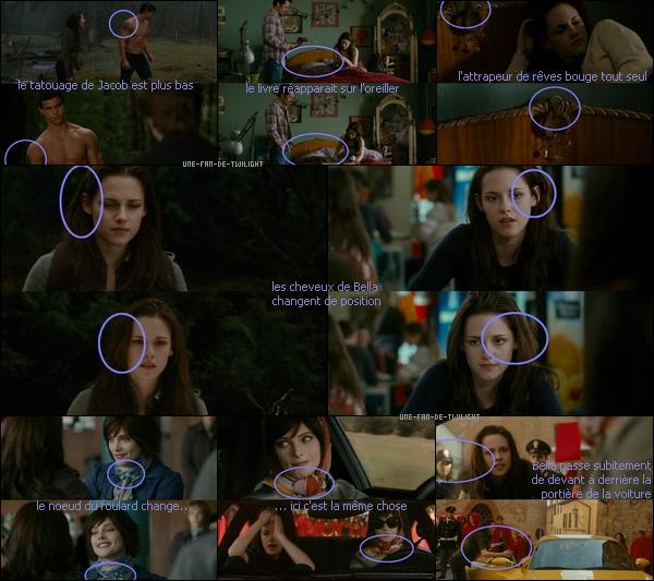 Les erreurs de Twilight - Chapitre 2 : Tentation - Source 1 + 2