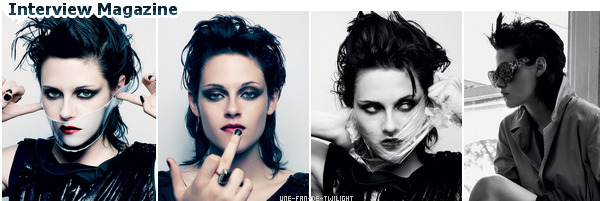 Photoshoot de Kristen Stewart - Inspiration