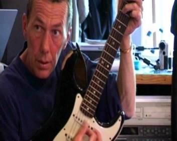 Patrice Tison et ses guitares magiques...