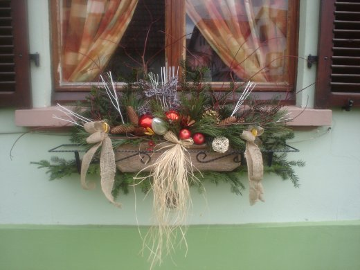 D cor de fen tres pour noel blog de passiondesfleurs for Decoration fenetre noel exterieur